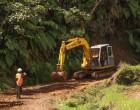 Sawani Feeder Roads Cleared