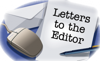 Letters To The Editor, September 3, 2015