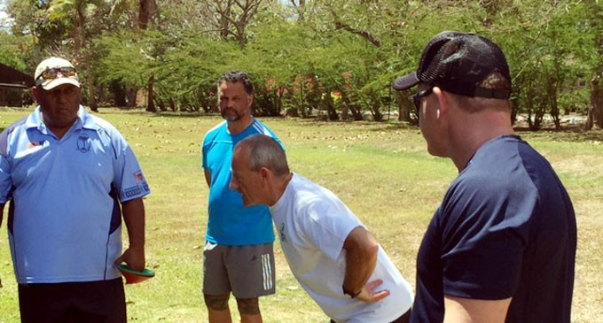 Only One Level Three Coach In Fiji