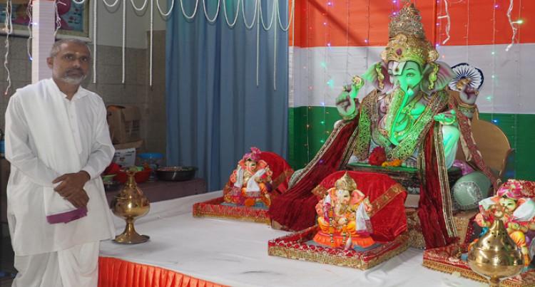 Ganesh Utsav Brings Peace