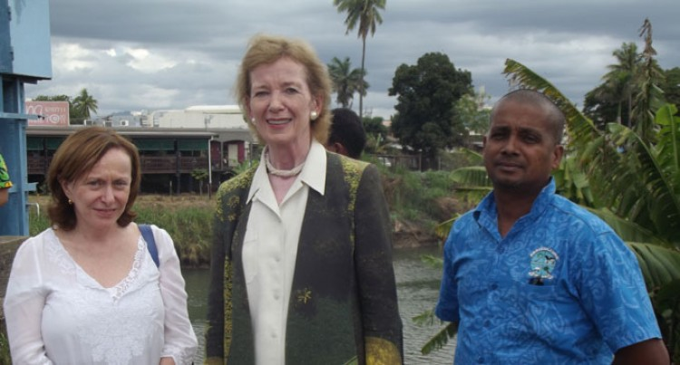 UN Envoy Lauds Fiji