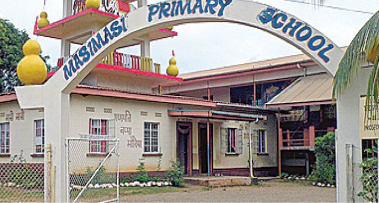 DHL To Help Masimasi Primary
