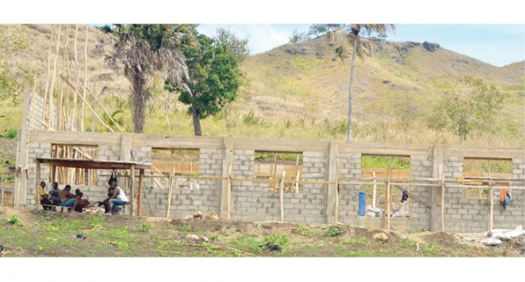 $80,000 Church Built In Vuo Village