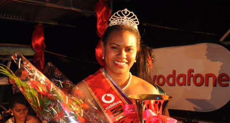 Volavola Is Rakiraki Carnival Queen