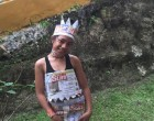 Fiji Sun Newspaper Dress Wins Character Parade