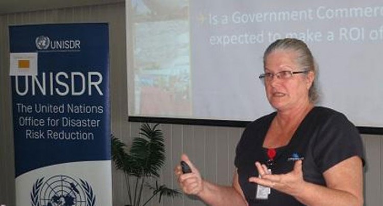 Making Nadi A Resilient Airport