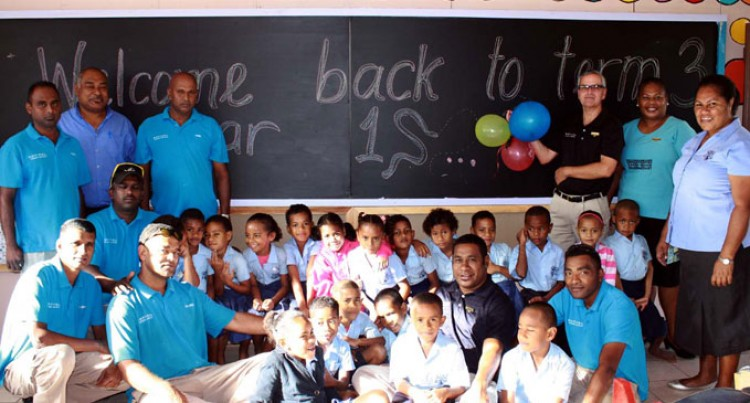 $10k Upgrade For Nadi School