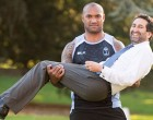 Meet Rugby's Man Mountain Plotting England's Downfall