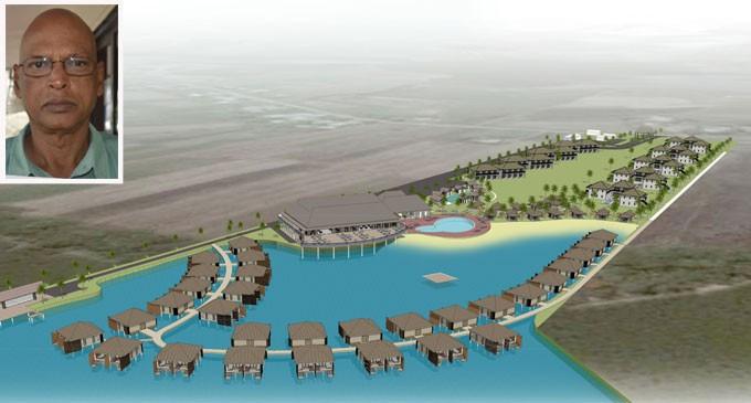Works On $57M Nila Beach Resort Begins