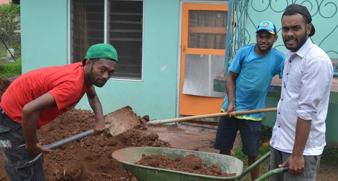 Youths Work To Inspire