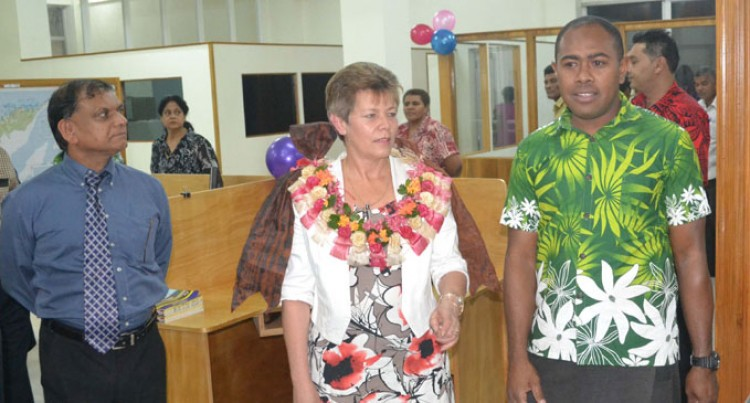 Ministry Opens New Labasa Office