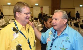 Martel is New PIDF Secretariat Head