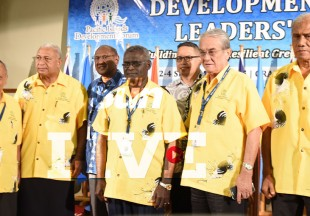 3rd Pacific Island Development Forum Leaders Summit Concludes