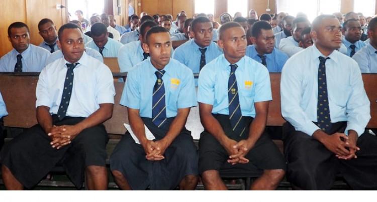 Rev Tuwere Reminds Fijian Navy