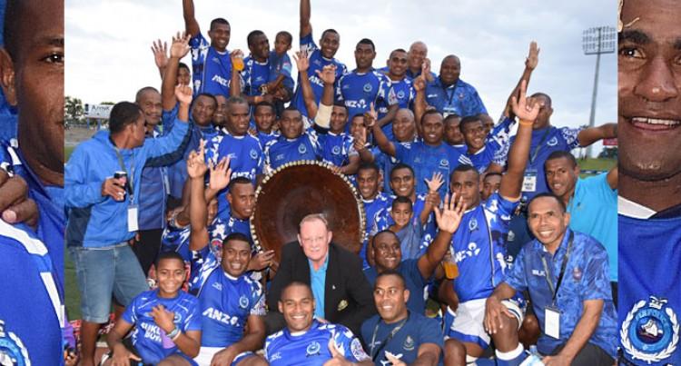 Police Win Ratu Sukuna Bowl