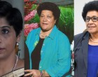 Three Women In Presidential Mix