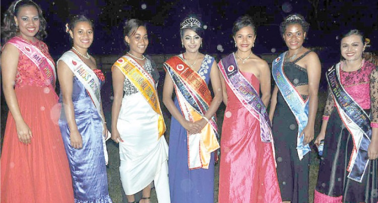 Miss Outrigger  Scoops Six Titles