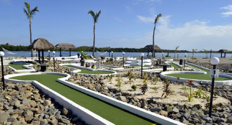 $10m Resort Opens Next Month