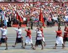 Fijians In China's V-Day parade