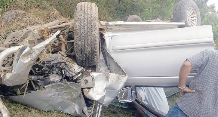 Road Accidents Continue