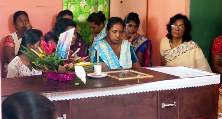 Family, Friends Bid Ashneel Farewell