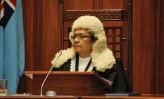 Speaker Rules Against Prasad