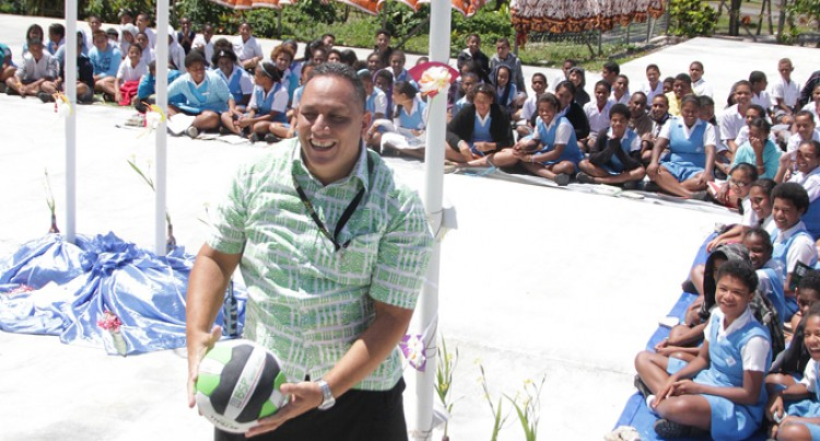 Students Grateful With Improved Court