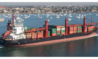 Swire Shipping Pumps Up Pacific