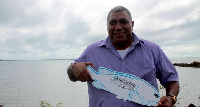 Tui Macuata Joins 4FJ Campaign