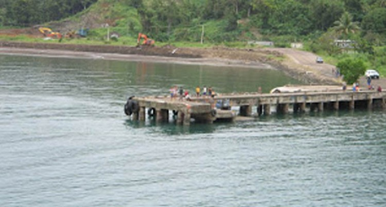 Big Plans for Natovi Jetty