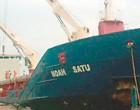 Australians Ban Cargo Vessel
