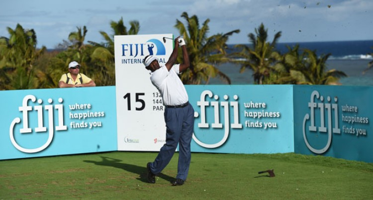 Vijay Singh Is In For Fiji International