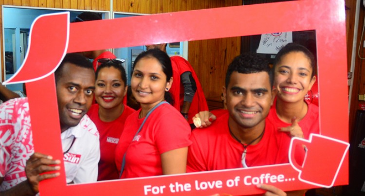 Fiji Sun Celebrates World Coffee Day
