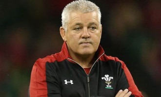 Wales Rugby Head Coach Warren  Gatland Fires First Shot At England
