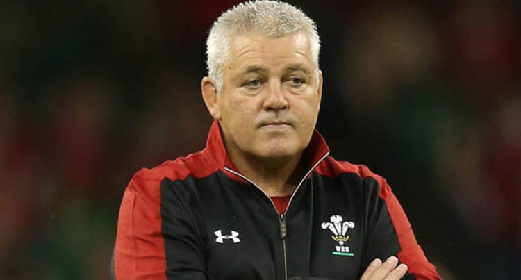 Wales Rugby Head Coach Warren  Gatland Fires First Shot At England