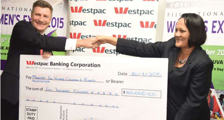 Westpac Helps Women's Expo