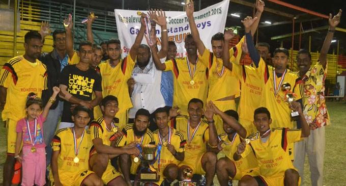 Taveuni Wins Premier Division