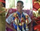 Zaid Wins Golden Boot Award
