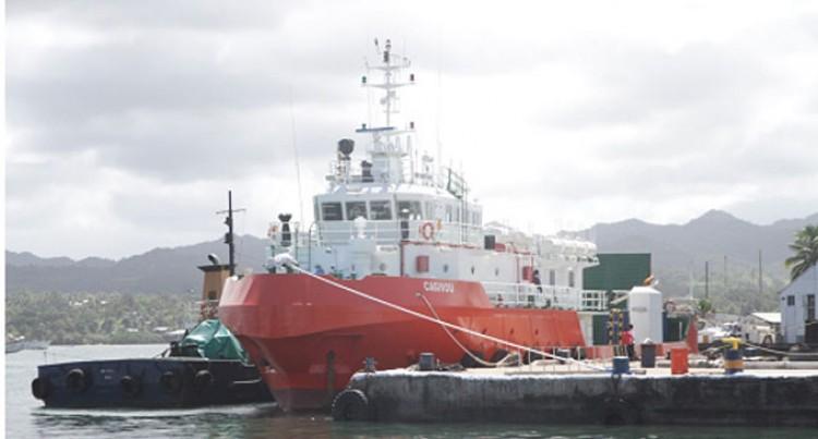 MV Cagivou To Sail To Kadavu