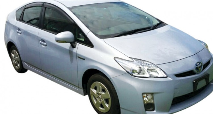 LTA Registers More Prius Hybrid Cars