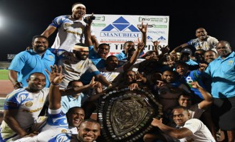 Navy Win Escott Shield