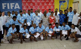 Fiji Football Association Disappointed