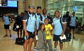 Fijians Set for #RWC2015 Arrival
