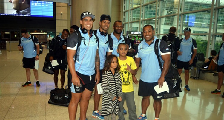 Fijians Set for #RWC2015 Arrival