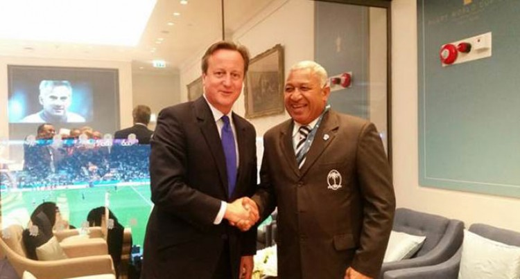 UK Willing To Work With Fiji