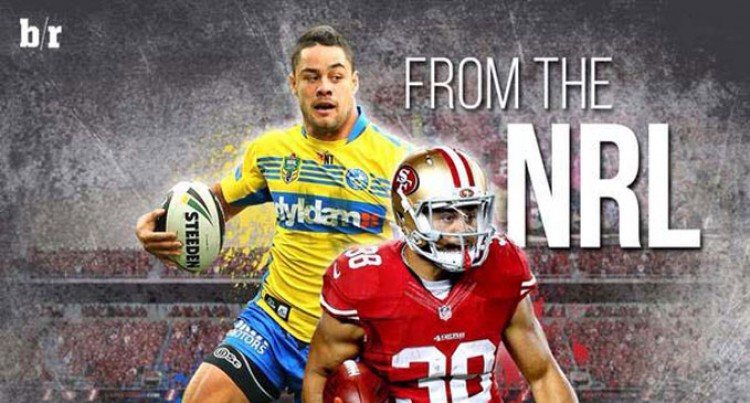 Jarryd Hayne Make the 49ers Cut