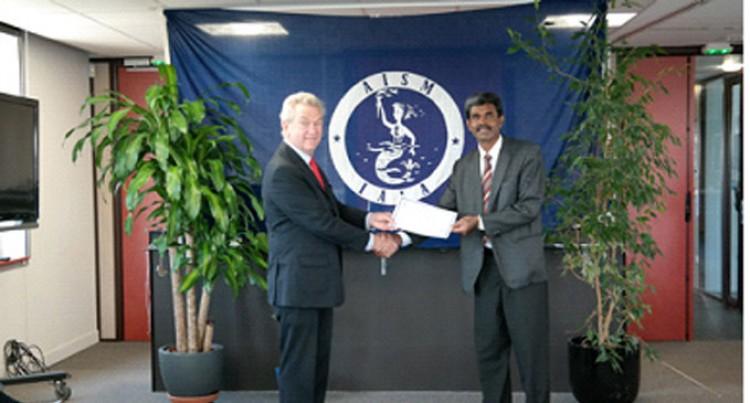 Kumar Completes Higher Navigation Training