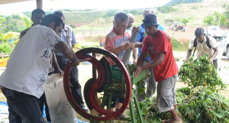 Farmers Equipped For Dry Season Through Training