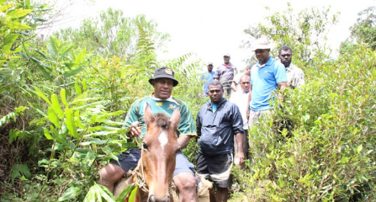No Easy Ride For Tuitubou