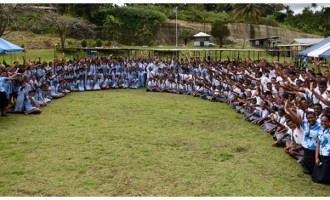 Nasinu School Celebrates 35 Years